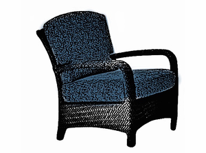 Cushions For Brown Jordan Havana Lounge Chair
