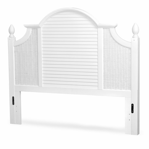 Destin Twin Wicker Headboard
