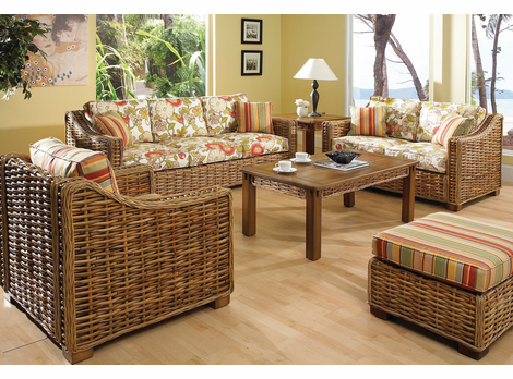 Greenwich Wicker Collection