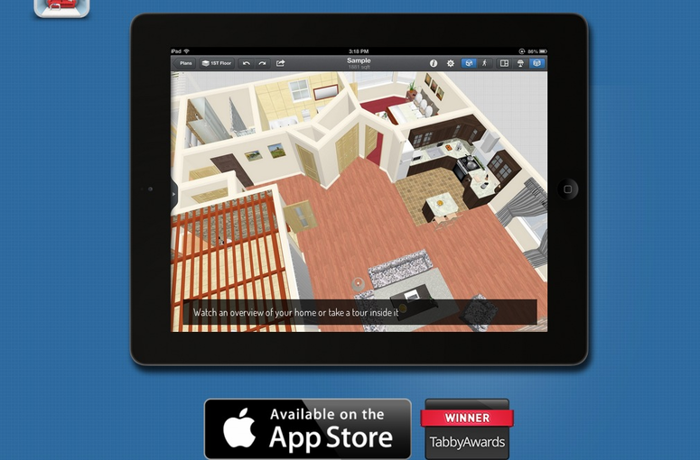 Using your ipad for design inspiration Interior design apps
