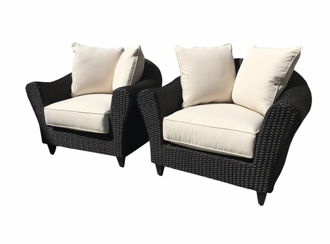 La Joya Outdoor Wicker Collection by Lane Venture