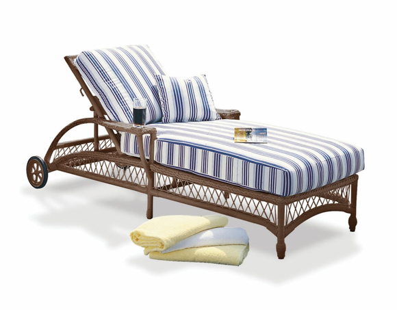 Lane Venture Bar Harbor Adjustable Chaise