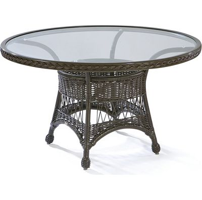 "Lane Venture Camino Real 48"" Round Dining Table"