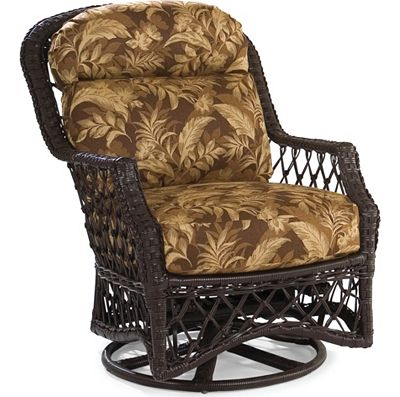 Lane Venture Camino Real High Back Swivel Glider Chair
