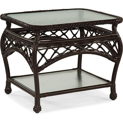 Lane Venture Camino Real Rectangular End Table
