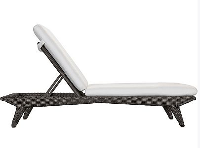 Lane Venture Cooper Adjustable Chaise Lounge