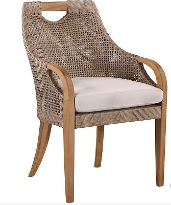 Lane Venture Edgewood Dining Arm Chair