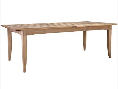Lane Venture Edgewood Rectangular Dining Table