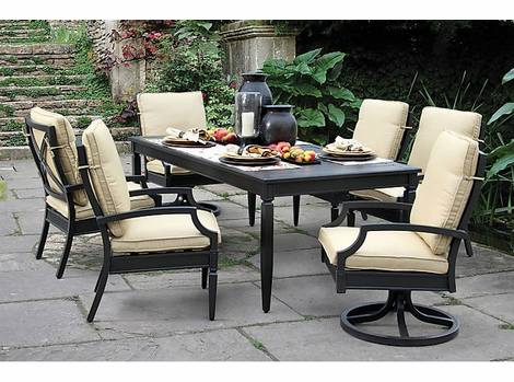 Lane Venture Halyard Cast Aluminum Collection