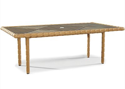 Lane Venture Rafters Rectangular Dining Table