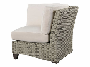 Lane Venture Requisite Wicker Corner Chair