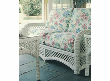 Laneventure 4 Seasons Wicker Loveseat