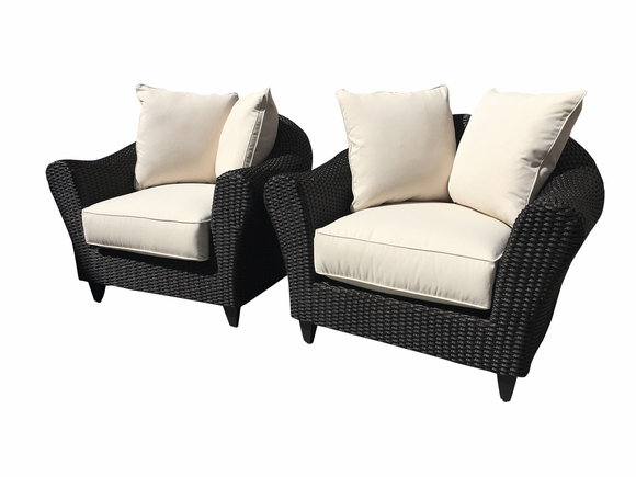 Lane Venture  La Joya Outdoor Wicker Set of 2 Chairs
