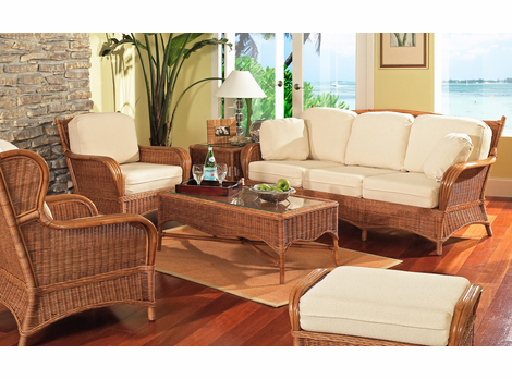 Lexington Rattan Collection