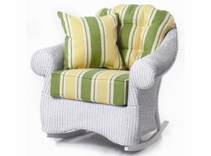 Lloyd Flanders Caribe Chair Replacement Cushions