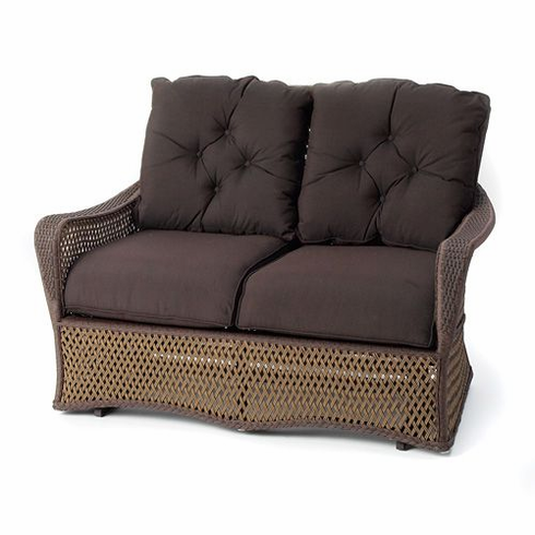 Lloyd Flanders Grand Traverse Loveseat Glider Cushions