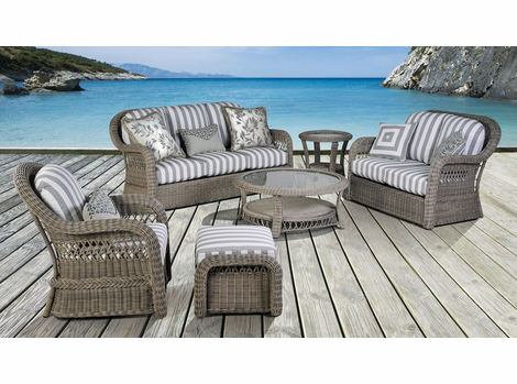 Marietta Outdoor Wicker Collection