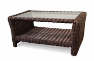 Newport Outdoor Wicker Coffee Table
