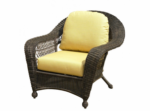North Cape Charleston Chair Replacement Cushion