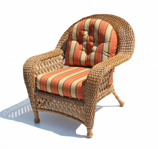 Awesome Outdoor Wicker Chair   Montauk Shown In Natural