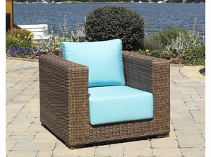 Outdoor Wicker Chair   Santa Barbara