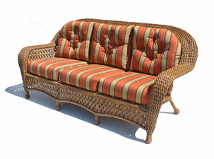 Outdoor Wicker Sofas