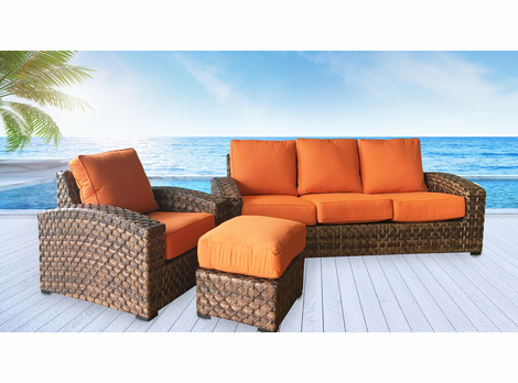 Outdoor Wicker Westbury Collection