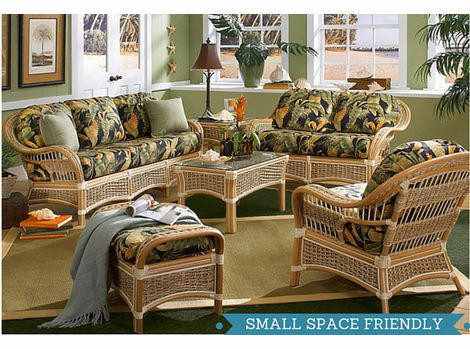 Rattan Furniture Sets & Sunroom Wicker Furniture Sets
