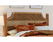 Palm Bay Rattan Queen Headboard