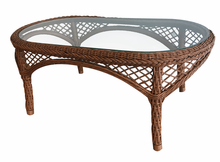 Patio Wicker Coffee Table - Charleston Collection