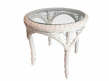 Patio Wicker End Table - Seville Collection