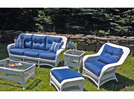 Princeton Outdoor Wicker Collection