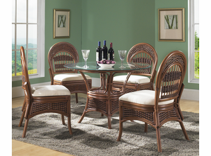 Rattan DiningRattan Furniture   Buy Tropical Furniture Designs for Your Home. Dining Room Rattan Chairs. Home Design Ideas