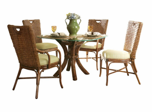 Rattan Dining Furniture Set Collections