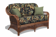 Rattan Loveseat - Tigre Bay