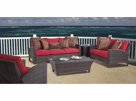 Rockford Outdoor Wicker Collection