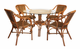 Safari Rattan Dining Furniture