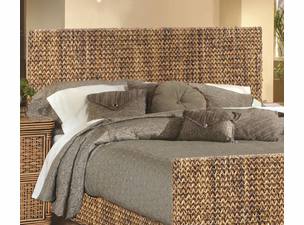 Seagrass Headboards King Queen Full