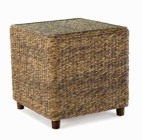 Seagrass End Table   Tangiers