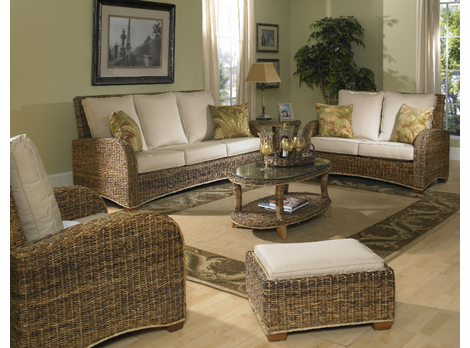 Seagrass Furniture | St. Kitts Collection