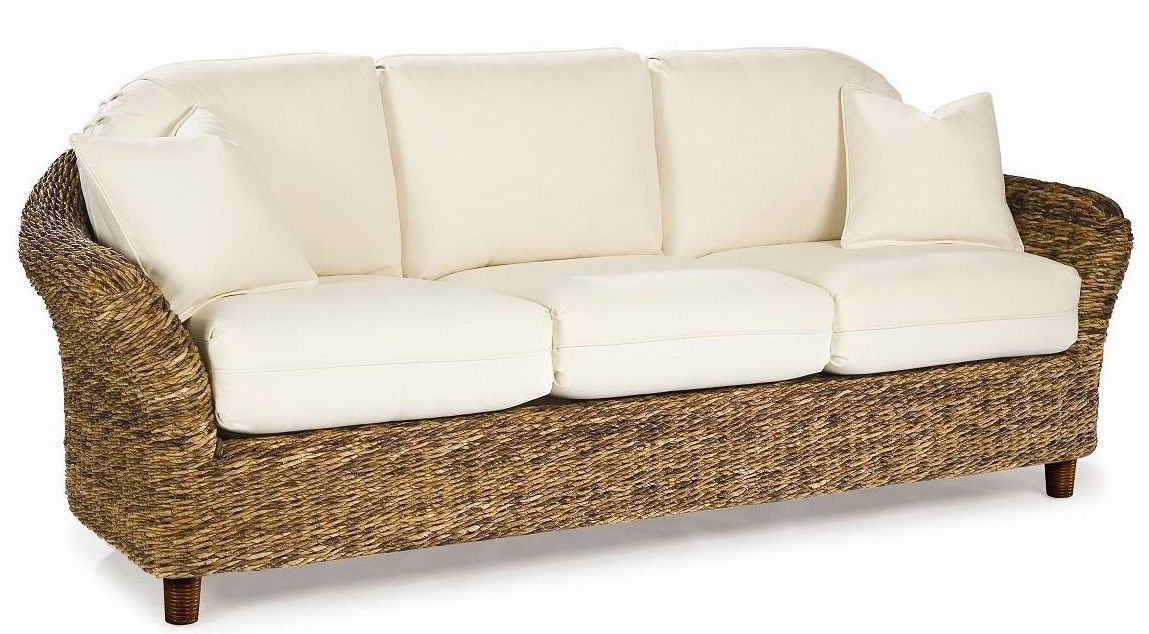 Sofa Cushions Seagrass Style