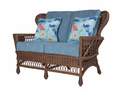 Summersville Wicker Loveseat