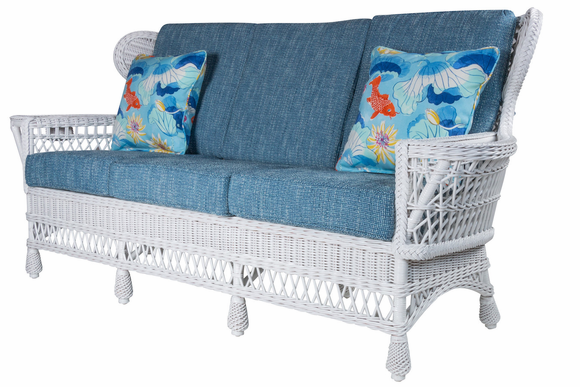 Summersville Wicker Sofa