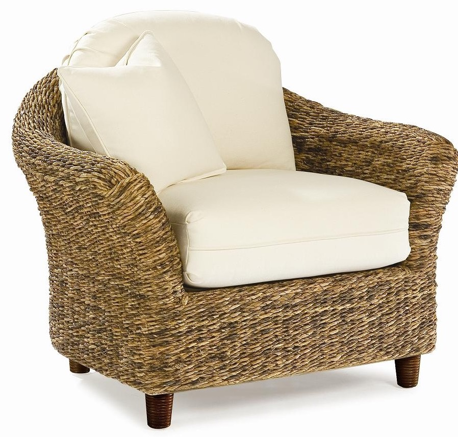 Cheap Wicker Chair: Seagrass Style