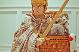 The Wicker Warrior
