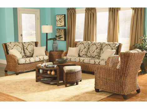 Westport Wicker Furniture Collection