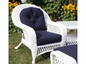 Wicker Furniture Cushions