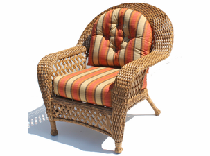 Wicker Furniture Cushions   Chair Set Part 36