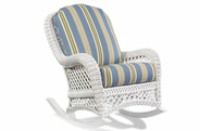 Wicker Rocker Cushions