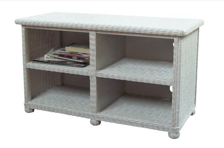 Wicker Widescreen Tv Stand Wicker Paradise